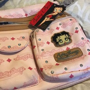 Betty Boop Bags - Crossbody from Betty Boop